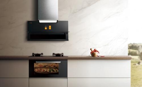 驱走厨房油烟方太X1A油烟机守护你的呼吸健康