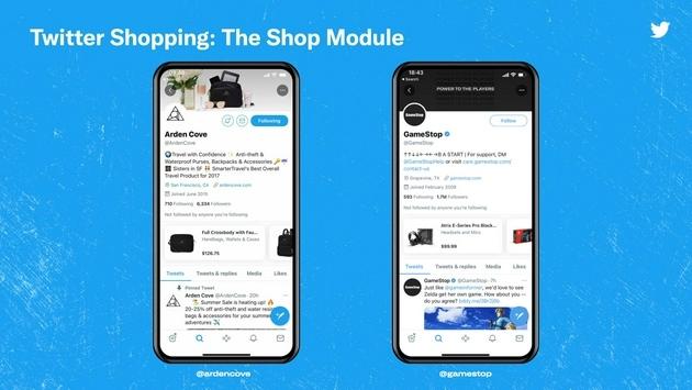 推特重燃社交电商热情允许零售商在公司简介中推广商品